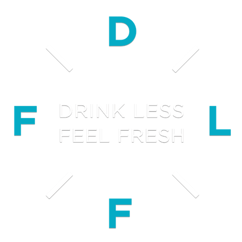 Drink Less Feel Fresh